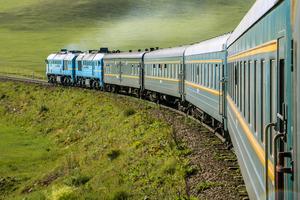 De mooiste treinreizen voor Singles